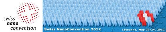Swiss NanoConvention 2012